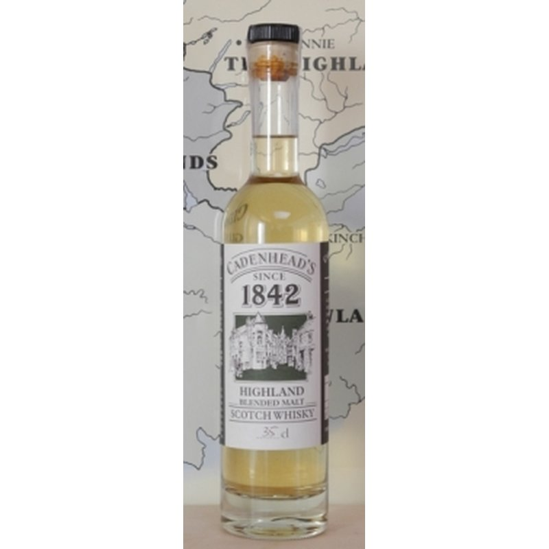 Cadenhead´s 1842 -  Highland from the Cask
