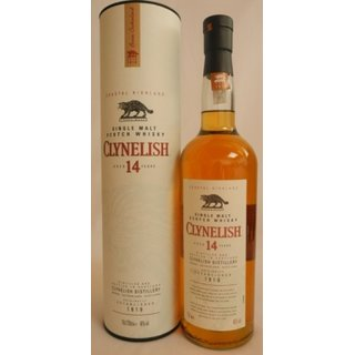 Clynelish - 14 J. - 46 % - 0,2 l - Single Malt