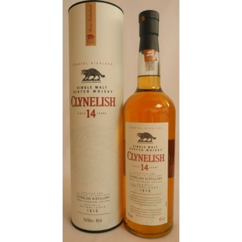 Clynelish - 14 J. - 46 % - 0,7 l - Single Malt