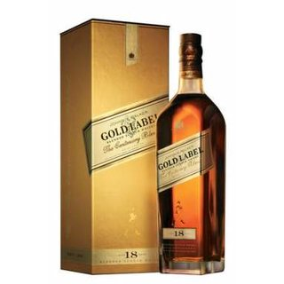 Johnnie Walker Gold Label - 18 J. - 40 %