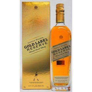 Johnnie Walker Gold Label Reserve - 40 % - 0,7 l