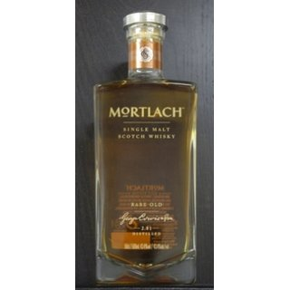 Mortlach Rare Old - 43,4 %  - 0,5 l -