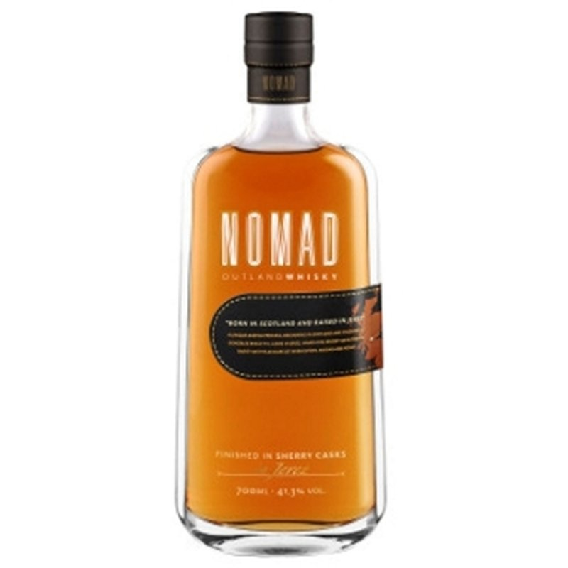 Nomad Outland Whisky - 41,3 % - 0,7 l