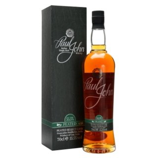 Paul John Peated Select Cask - 55,5 % - 0,7 l