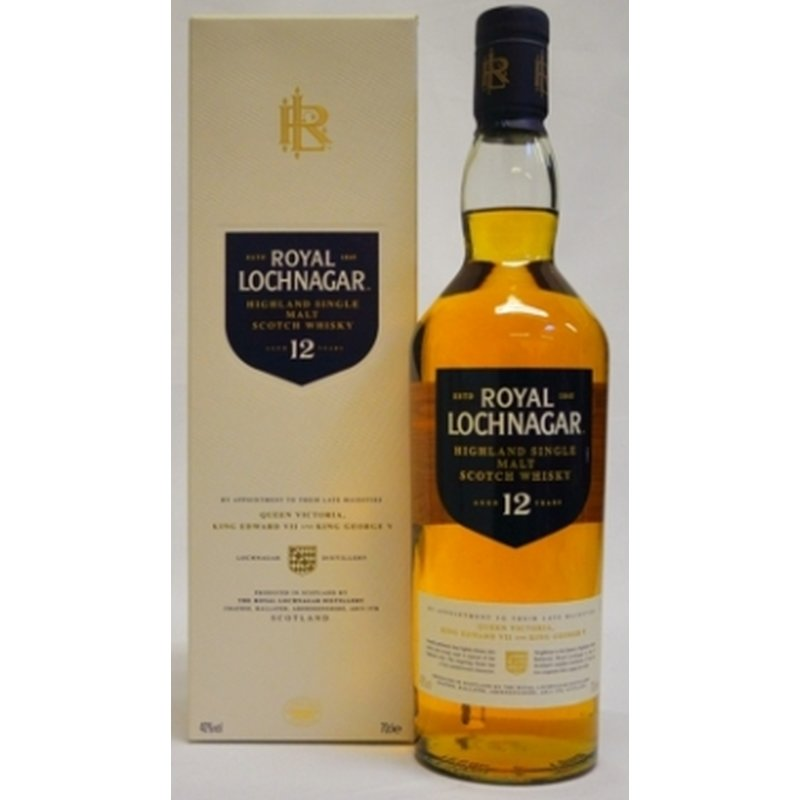 Royal Lochnager - 12 J. - 40 %