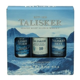Talisker  Set 3 x 50ml