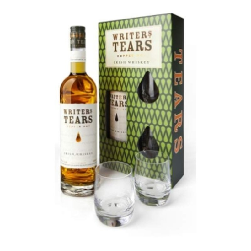 Writers Tears - Irisch Whiskey -40 % - 0,7 l - Gepa